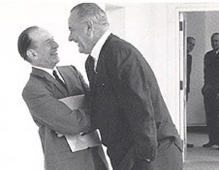 President Johnson and Thurgood Marshall: The Art of Persuasion
