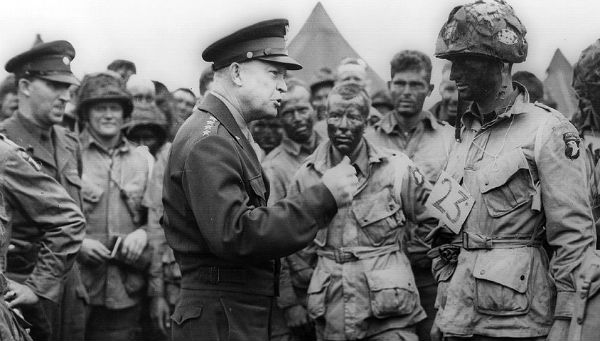Hypothetical History: Talking Points with Eisenhower