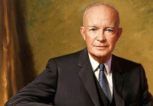 Is Dwight Eisenhower Overrated, Underrated, or Properly Rated?
