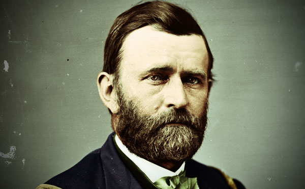 Ulysses S. Grant on swearing