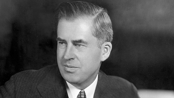 Why did FDR drop Henry Wallace from the 1944 Presidential Ticket?