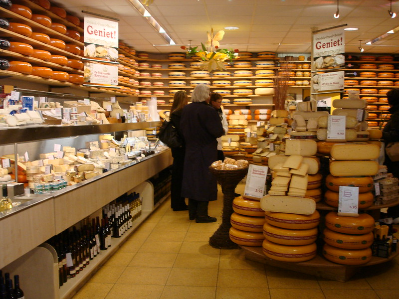 The lack of Fair Trade laws hurt small cheese stores