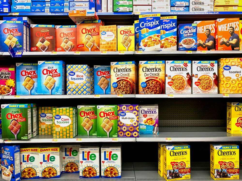 Retailer Shelf Space: Another potential loss for CPG Manufacturers