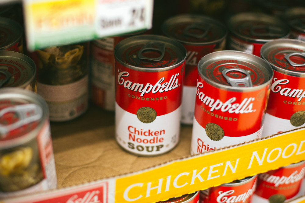 The Campbell Soup Company — Processed food growth in a fresh world