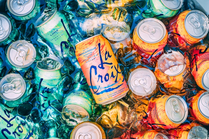 LaCroix was a category leader and then National Beverage changed the sales strategy