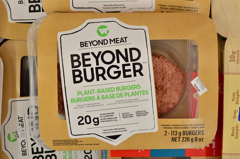 Beyond Meat News: big partnerships, but is it sustainable?